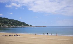 Playa de Hondarribia