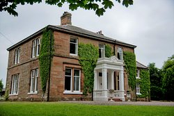 Berryburn Self Catering Country House.