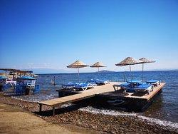Cunda Kesebir Beach