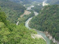 River Mzymta
