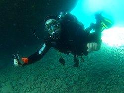 Amaizing dive!