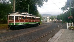 Snaefell Mountain Railway