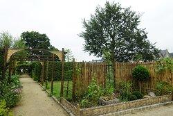Jardin du Prieuré de Locmaria