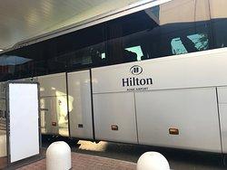 Shuttle bus to city centre