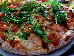Our delicous pizza