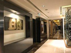 明閣 Ming Court, Cordis Hong Kong