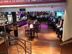 Montagu PyKe, Lloyds No.1 Bar