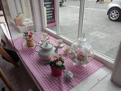 Lovely tea and cake