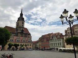 Marktplatz - Stadt Naumburg