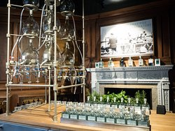 The Cambridge Gin Laboratory