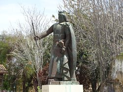 Statue of Dom Afonso III