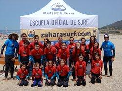 Zahara Surf- Escuela de Surf en Cádiz