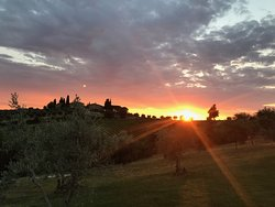 Sunsets are beautiful!