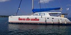 YaMon Red Stripe Catamaran Cruises