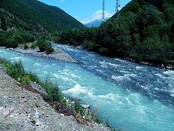 Aragvi River