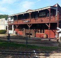 Onesti's Wild West Town