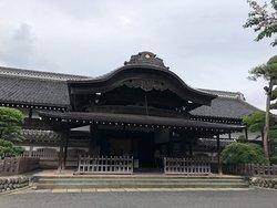 Kawagoejyo Honmaru Palace