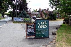Old Station Cafe Bistro