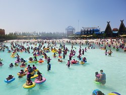 Poseidon Beach Water World