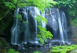 Tatsuzawa Fudo Falls