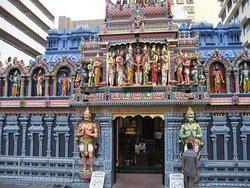 スリ・クリシュナン寺院