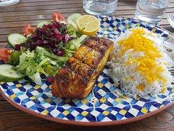 Great Persian dinner