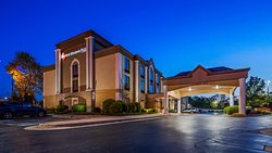 Best Western Plus Greensboro/Coliseum Area