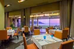 Living Room restaurant at Impiana Private Villas