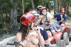Lets go have fun on the atv tours and swimming in the cenotes