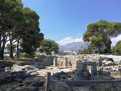 Tylissos Archaeological site