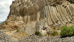 La calzada del gigante armenia