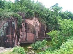 Yanling Cliff Carved Stones