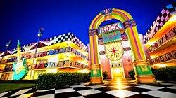 迪士尼全明星音乐度假酒店