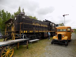 Alaska Museum of Transportation and Industry