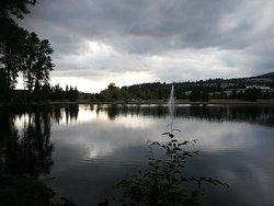 Lafarge Lake