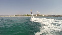 X-wave cambrils FlyBoard