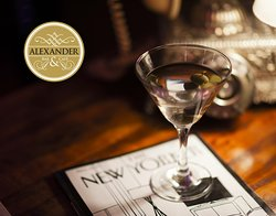 Alexander Bar, Café & Theatre