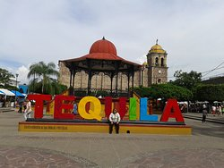 Plaza Principal Tequila Jalisco