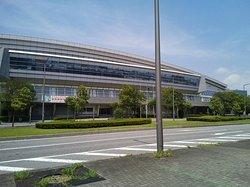 Chiba International Swimming Pool