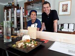 Ein neues Thairestaurant in Salzburg