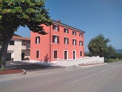 Casa Rossa Motovun