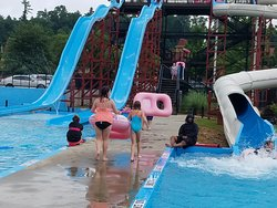 Helen Tubing and Water Park