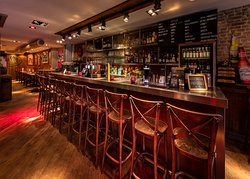 Hudson Bar & Kitchen Den Haag Statenkwartier