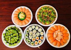 Lucky Sushi Stora Hoga FrAsia