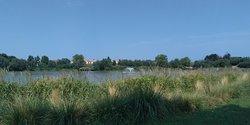 vue aux abords du lac