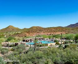 Grounds at JW Marriott Tucson Starr Pass Resort & Spa