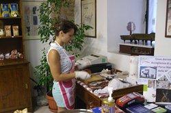 Degustazione guidata dei prodotti tipici d'abruzzo.