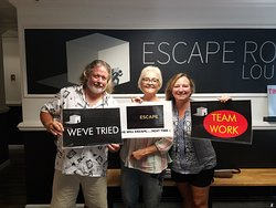 ‪Escape Room Loudoun‬
