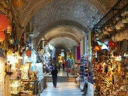 Kizlaragasi Han Bazaar