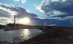 Osinovetskiy Lighthouse
